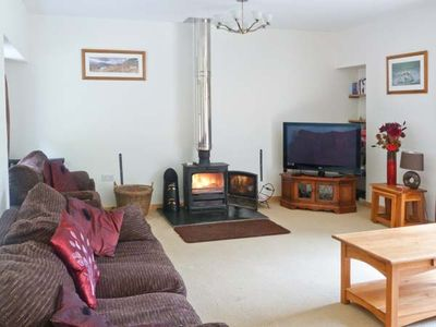 Photo for GLEN VIEW, pet friendly, with open fire in Cannich, Ref 913531