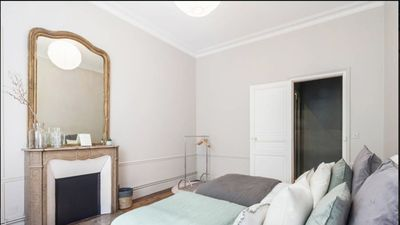 Photo for The perfect Cozy for 4 Newly Renovated Paris Apartment near Eiffel Tower
