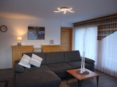 Photo for Fantastic 4 * apartment directly in the ski and hiking area with great views