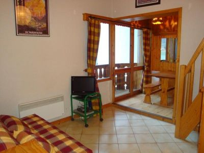 Photo for 1BR Apartment Vacation Rental in PRALOGNAN LA VANOISE