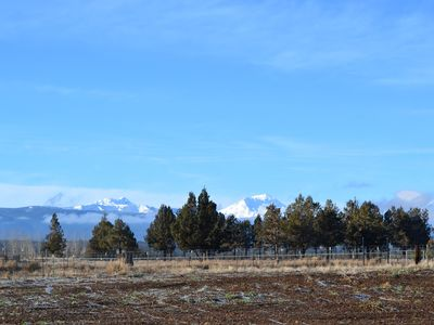 Photo for Private wing on 10 acres with Mountain Views.
