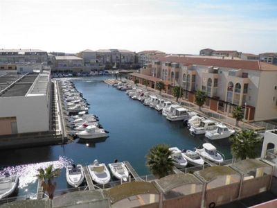 Photo for Apartment Sète, 2 bedrooms, 5 persons