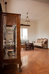 Photo for Spacious neoclassic apartment in Athens near the sea and the Historical center