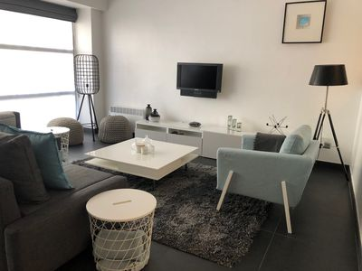 Photo for 3 bedroom apartment in the center of Knokke