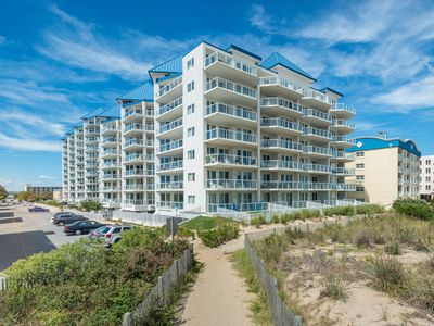 Enjoy all the comforts of this luxury home -- only steps to the beach!