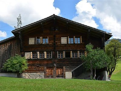 Photo for Apartment Pillon, Chalet in Gsteig bei Gstaad - 6 persons, 4 bedrooms