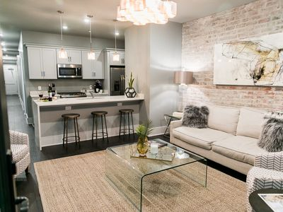 Photo for New Orleans Warehouse District: Modern Condo | 2 Bedroom 2 Bath