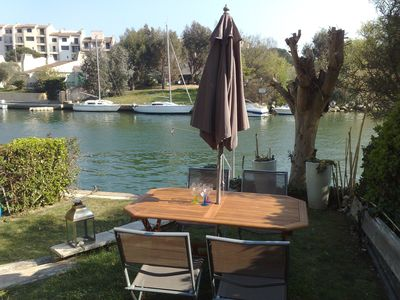 Photo for 1BR Apartment Vacation Rental in Port Grimaud