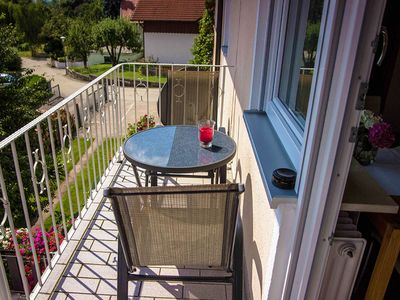 Photo for FeWo (35qm) in zentraler Lage mit Balkon