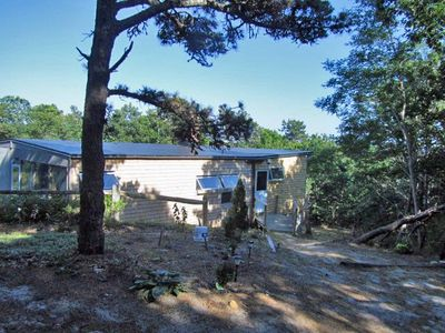 Photo for 3 Bedroom, Campy Truro Cottage
