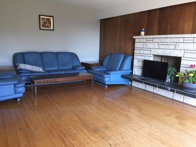 Photo for Cozy Guest 3 BR House in South Burnaby BC