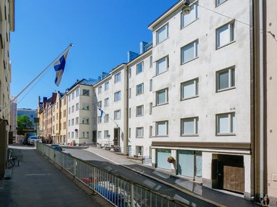 Photo for 1BR Apartment Vacation Rental in Helsinki