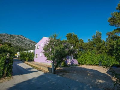 Photo for One bedroom apartment with balcony Starigrad (Paklenica)