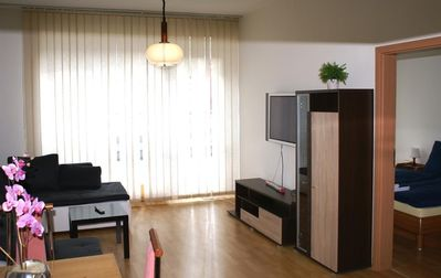 Photo for Apartment in the center of Bratislava with Internet, Lift, Parking, Terrace (423856)