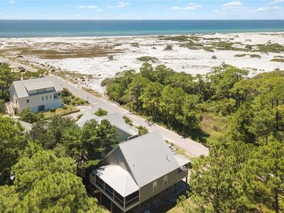 Photo for Breeze Easy - Pet Friendly, Short Walk to Beach & Red Bar, Grayton Beach, 30-A!