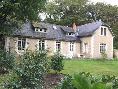 Photo for Experience this period Chateau estate retreat with swimming pool in 40-acre park