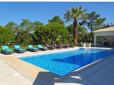 Photo for 6 Bedroom Luxurious Villa In Quinta Do Lago