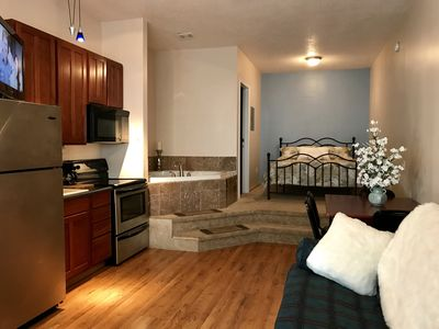 Simply the best way to experience Wabasha with peaceful river bluff views! Lower