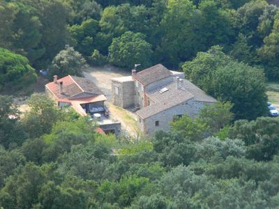 Photo for Traditional Catalan farmhouse in the heart of Albères - Argelès sur Mer