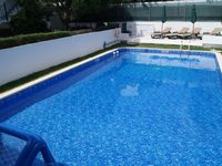 An amazing pool and comfortable accommodation!
