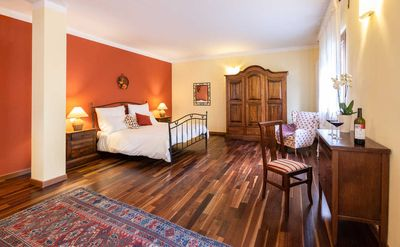 Photo for Double Room with Extra Bed - Buccara B & B Agriturismo Due del Monte