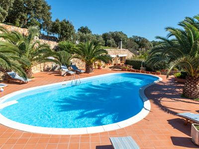 Photo for Italian flair with communal pool - Résidence Villa Smeralda 7