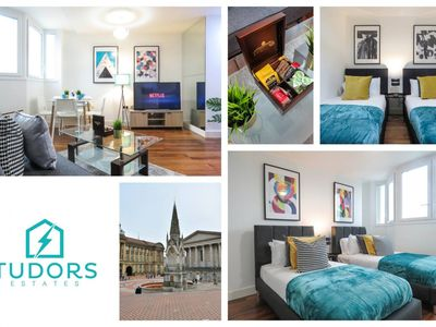 Photo for Modern and spacious two bedroom apartment with twin beds