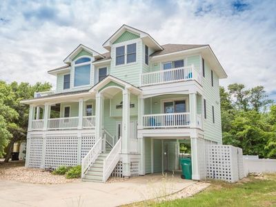 Photo for Bright Dreams Ahead in the OBX for your perfect family vacation