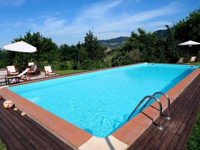 Photo for 15 bedroom Villa, sleeps 30 with Pool and FREE WiFi