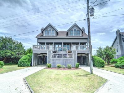 Photo for PARADISE POINT 19B: 2BR/3BA, sleeps 6, soundview townhome Serenity Point Topsail