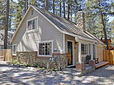 Photo for 4BR Cabin Vacation Rental in South Lake Tahoe, California