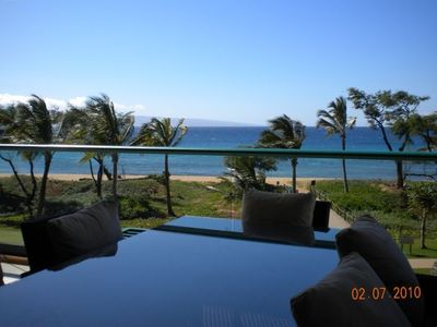 Photo for Spectacular 3 bed/3bath OCEAN FRONT Suite 201!!! Panoramic views