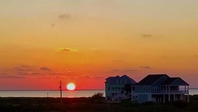Photo for Breathtaking unobstructed sunset view