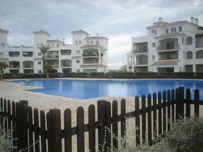 Photo for 2 Bed Newly Built Tastefully Furnished Apartment, 1 Bathroom , Lounge/Dining .