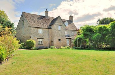 Photo for Gables Cottage is a beautiful grade II listed cottage, in the North Cotswolds village of Churchill