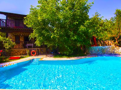 Photo for Villa Almond with private pool and jacuzzi
