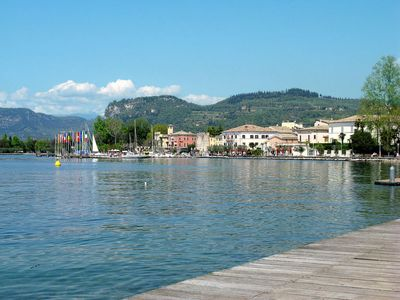 Photo for Apartment Residence Bardolino (BDL102) in Bardolino - 7 persons, 3 bedrooms