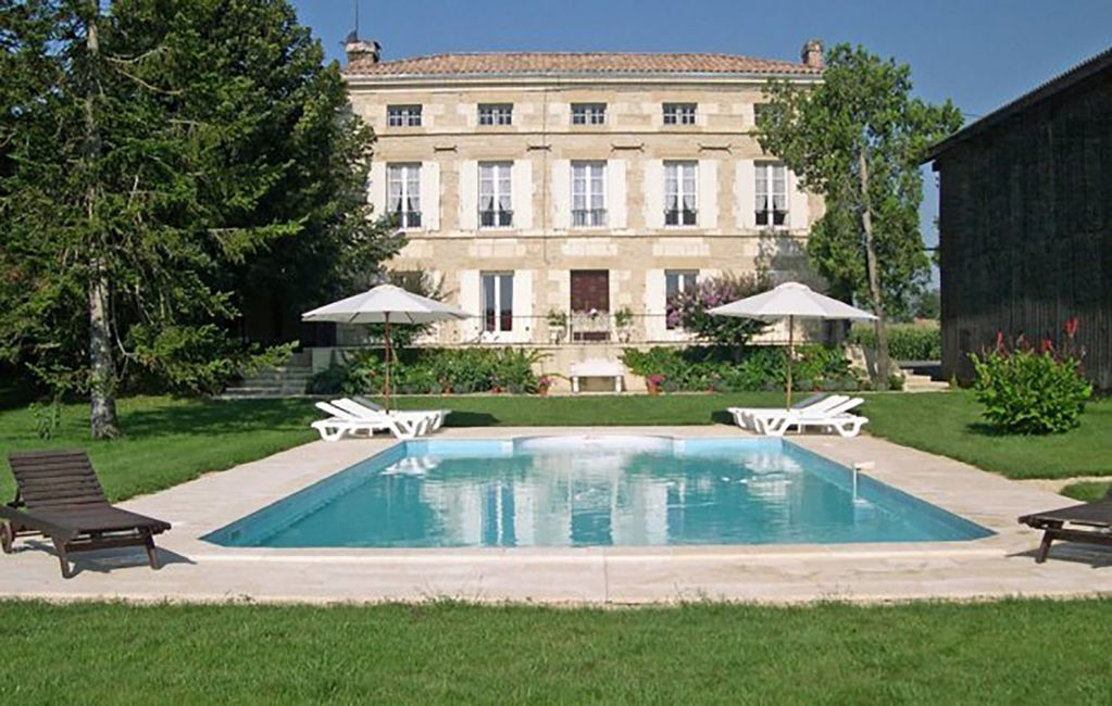 Beautiful French Villa: Magnificent Maison de Maitre close to the ...