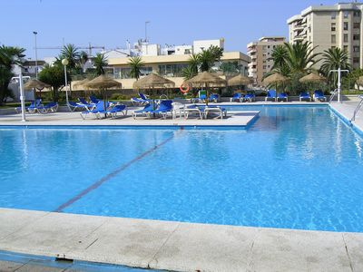 Photo for Torremolinos: Apartment in 'La Nogalera' Complex Torremolinos
