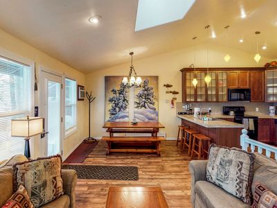 Photo for 3BR Condo Vacation Rental in Whitefish, Montana