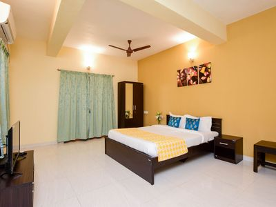 Photo for 5 BHK Villa walking distance to Calangute beach