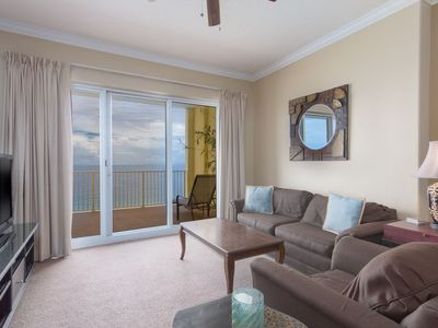 Photo for Ocean Reef Penthouse 2 BR 2 King Beds 2 BA Summer & Fall Deals