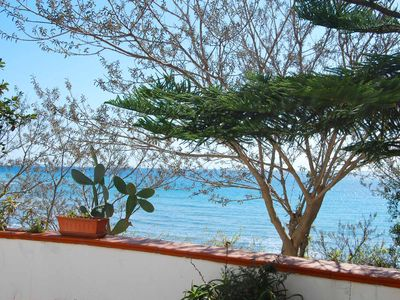 Photo for Apartment in Villa with Sea View-Villa Rubino