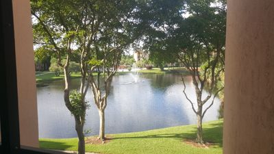 Photo for Location! Fully furnished quiet condo commuinty close to Beach,Downtown,and I-95