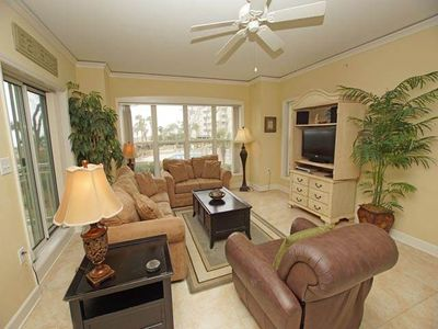 Photo for Updated and beautifully decorated unit has fantastic views of the Atlantic.