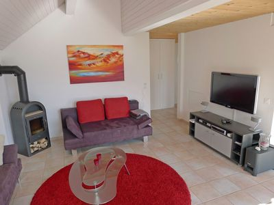 Photo for Lovely apartment for 4 people with TV, balcony and parking