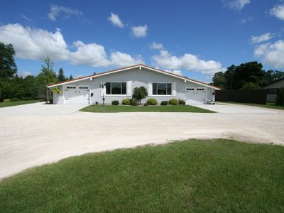 Photo for Close to Downtown Elkhart Lake!!