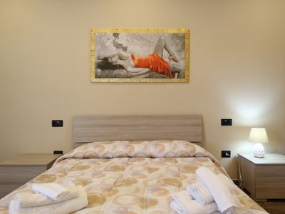 Photo for B&B CORSO ROMA apartment in the center on the second floor