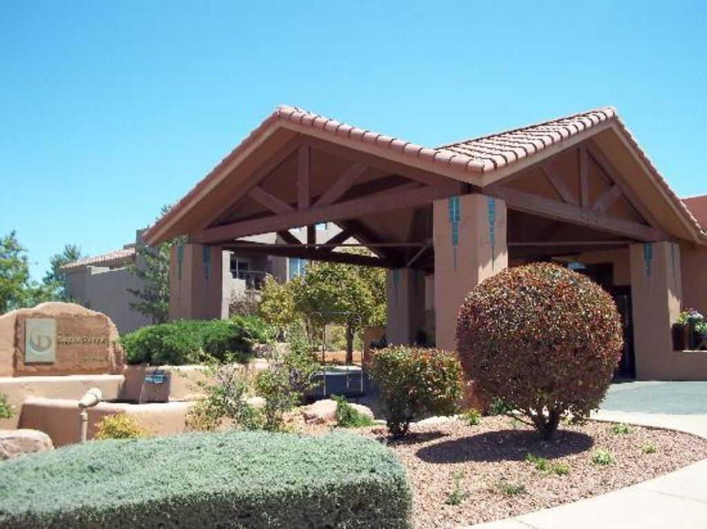 2br w wifi resort pool near slide rock mountains for Sedona cabins and lodges