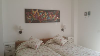 Photo for APARTMENT PLAZA DE ESPAÑA 1 BEDROOM FOR TWO PEOPLE IN THE CENTER OF NERJA